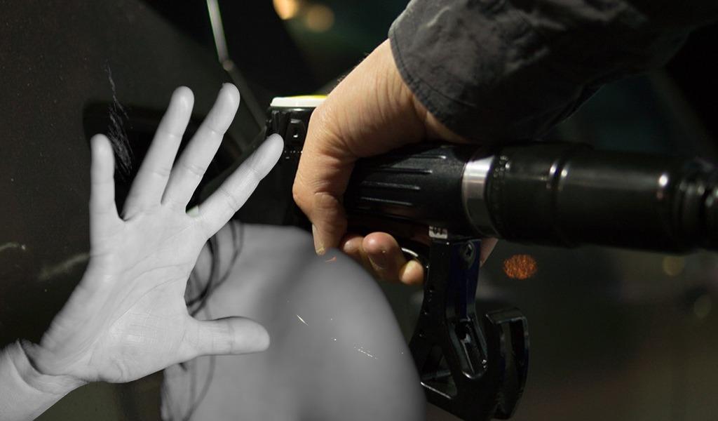 Estados Unidos, migrantes, agresión, gasolinera, video, discriminación