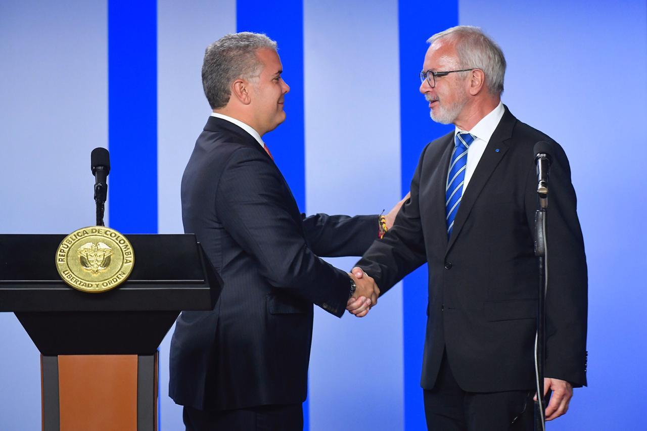 Bogotá será la sede regional del Banco Europeo de Inversiones