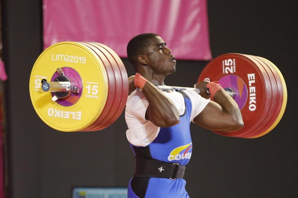 Jhonatan Rivas. Juegos Panamericanos, Levantamiento de Pesas, Taekwondo