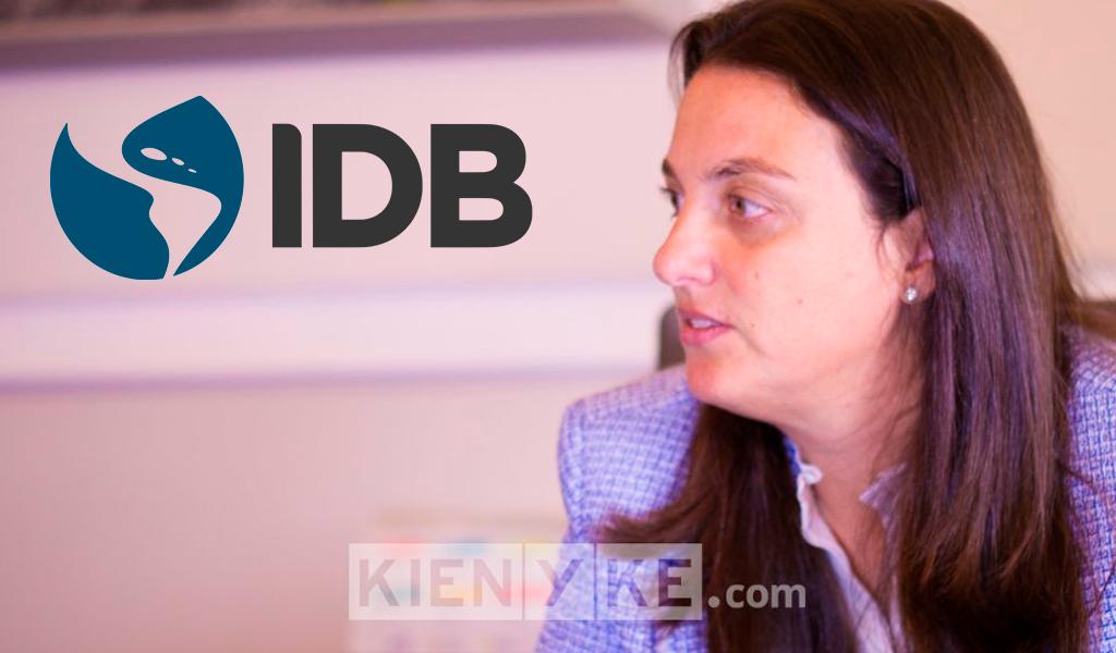 Abudinen representará a Colombia en asamblea del BID