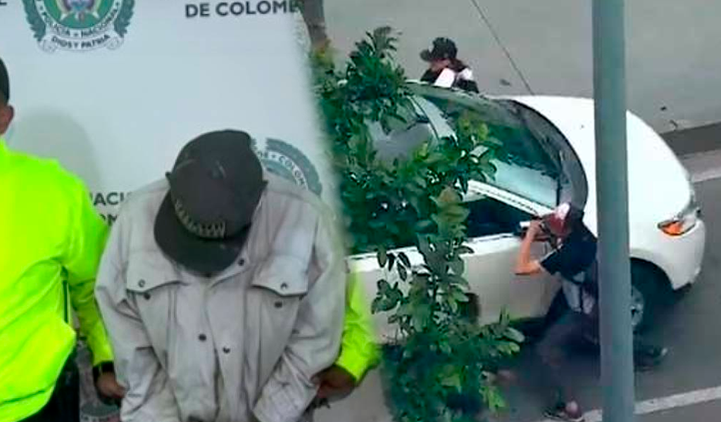 Libertad de 'El Bizco' prende el temor por los 'rompevidrios'