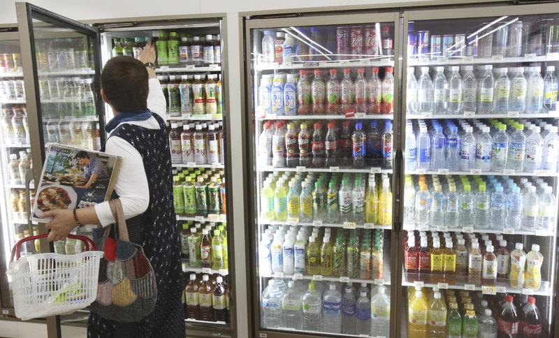 Los japoneses están obsesionados con el plástico