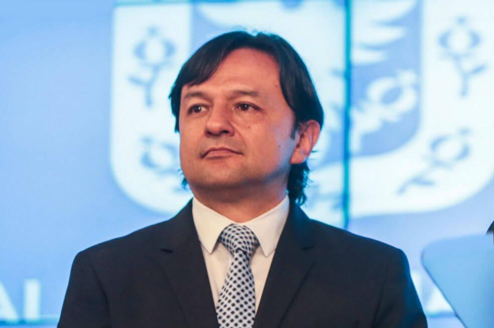 Destituyen al secretario de Movilidad de Bogotá