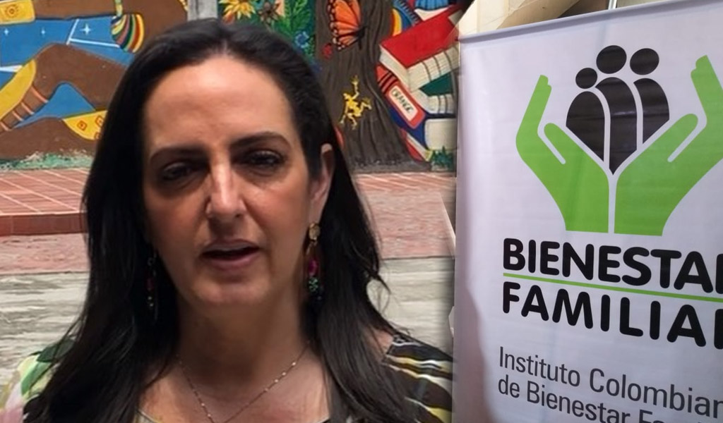 María Fernanda Cabal, ICBF, niños, género, inconformidad, Iván Duque