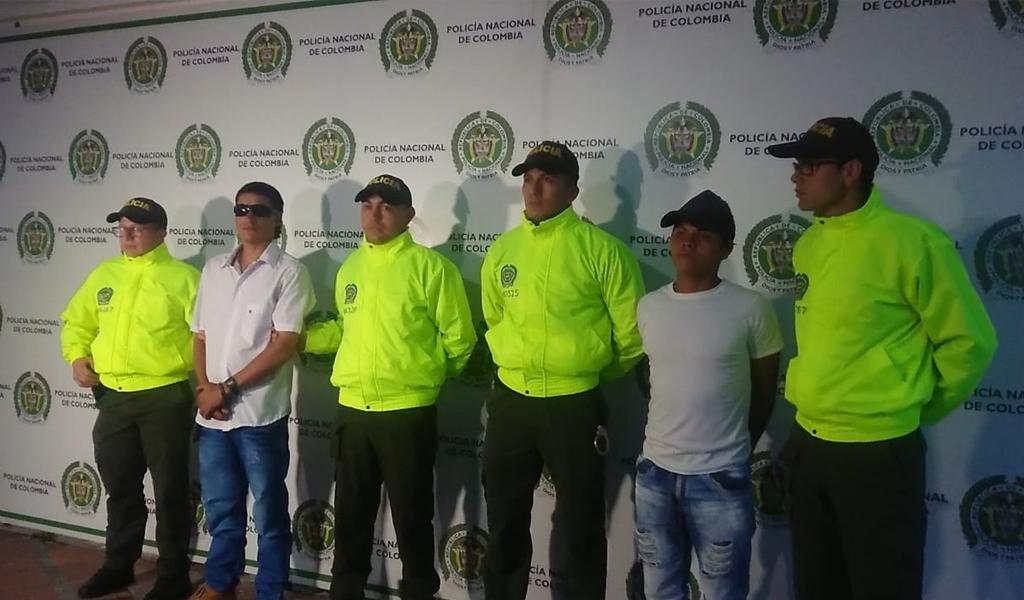 Los capturados por el atroz crimen de una menor indígena