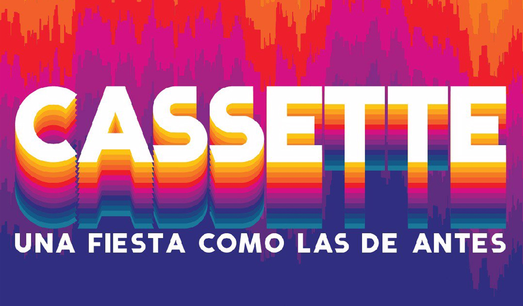 Cassette, un súper concierto en Bogotá