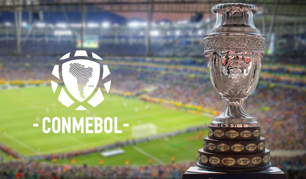 Así es el logo de la Copa América 2020