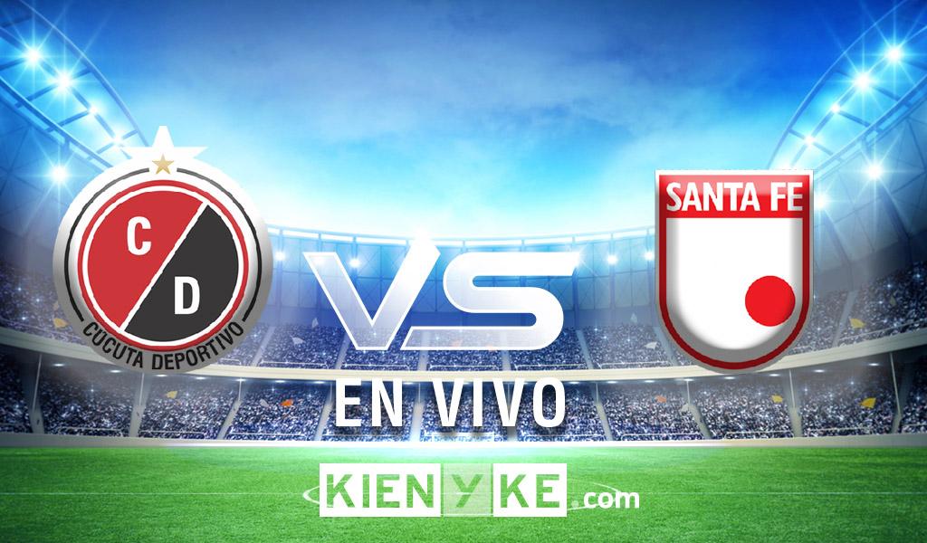 Cúcuta Deportivo vs Independiente Santa Fe