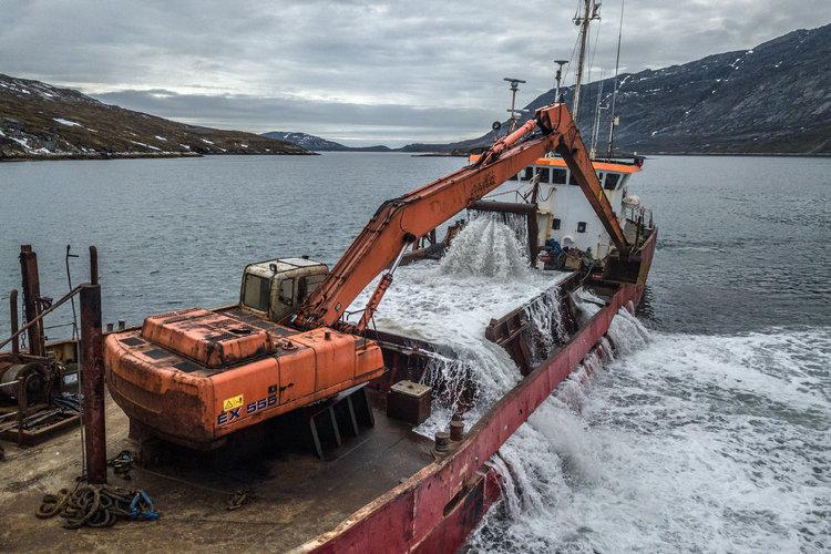 Groenlandia aprovecharía cambio climático para independizarse