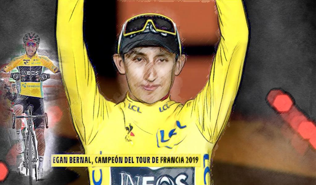 Del ciclomontañismo a ganar el Tour de Francia