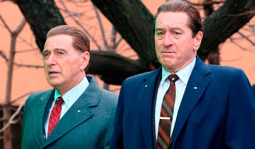 Scorsese estrena el tráiler de su nueva película 'El irlandés'