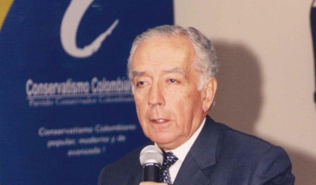 Partido conservador, fallece, muere, Laureano Gómez