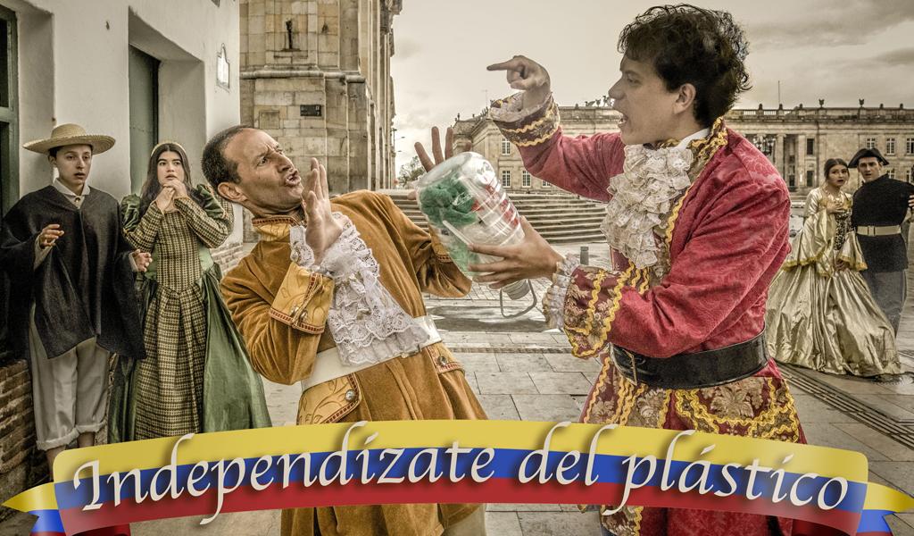 Independencia de Colombia - greenpeace