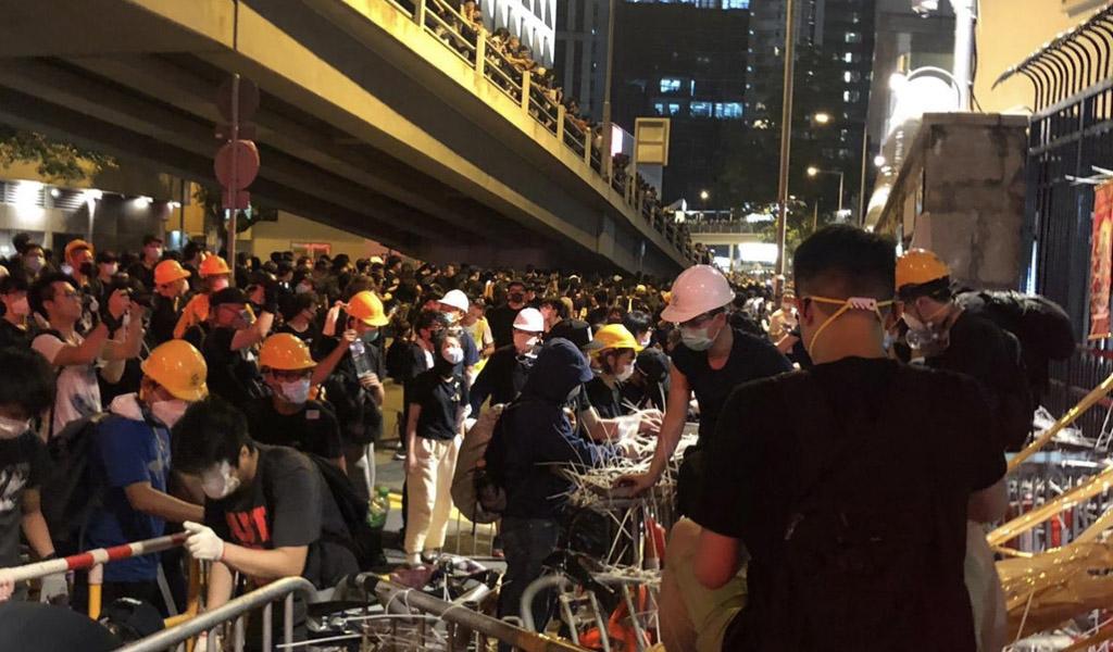 Ley de extradición de Hong Kong 'vive', activistas