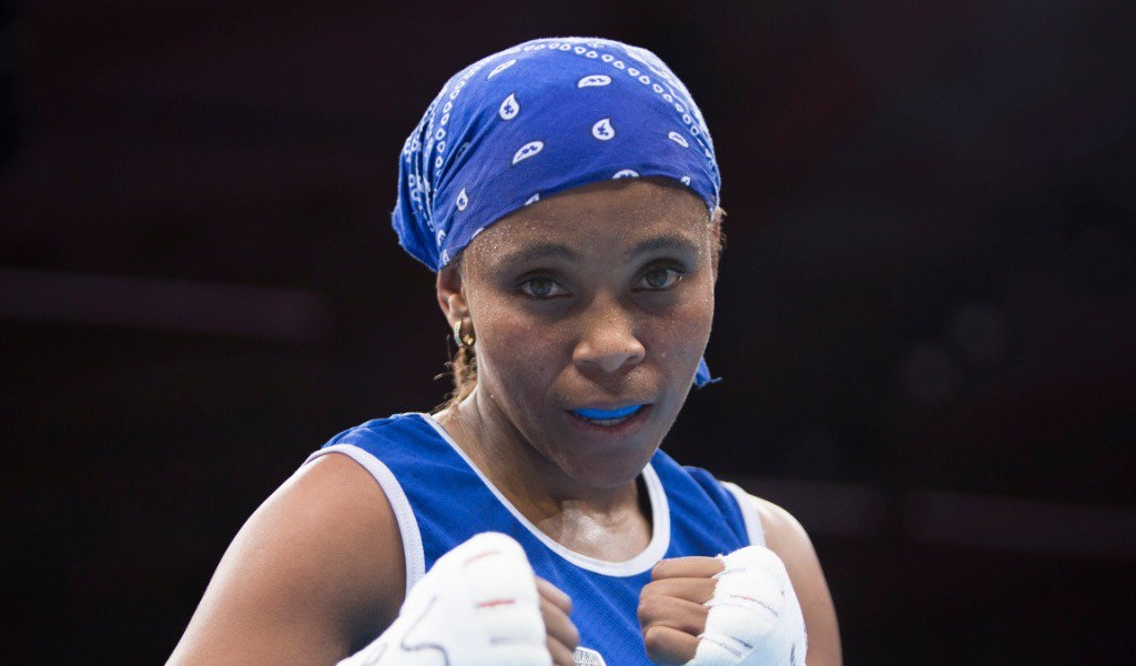Colombia en finales de boxeo en Panamericanos
