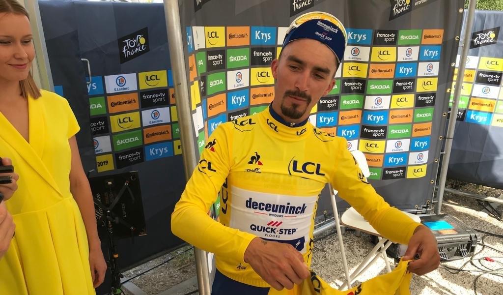 Tour de Francia, Julian Alaphilippe