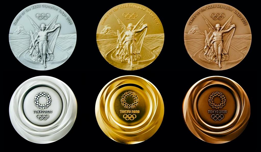 Juegos Olímpicos Tokyo 2020, medallas
