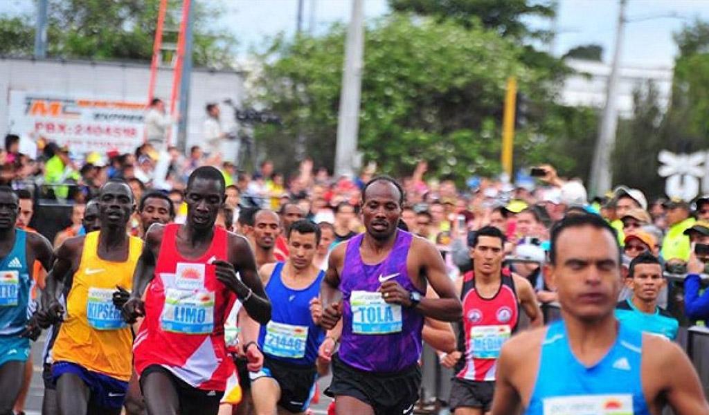 La Media Maratón de Bogotá con reconocimiento
