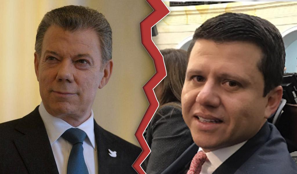 'Ñoño' Elías declarará contra Santos el 19 de julio