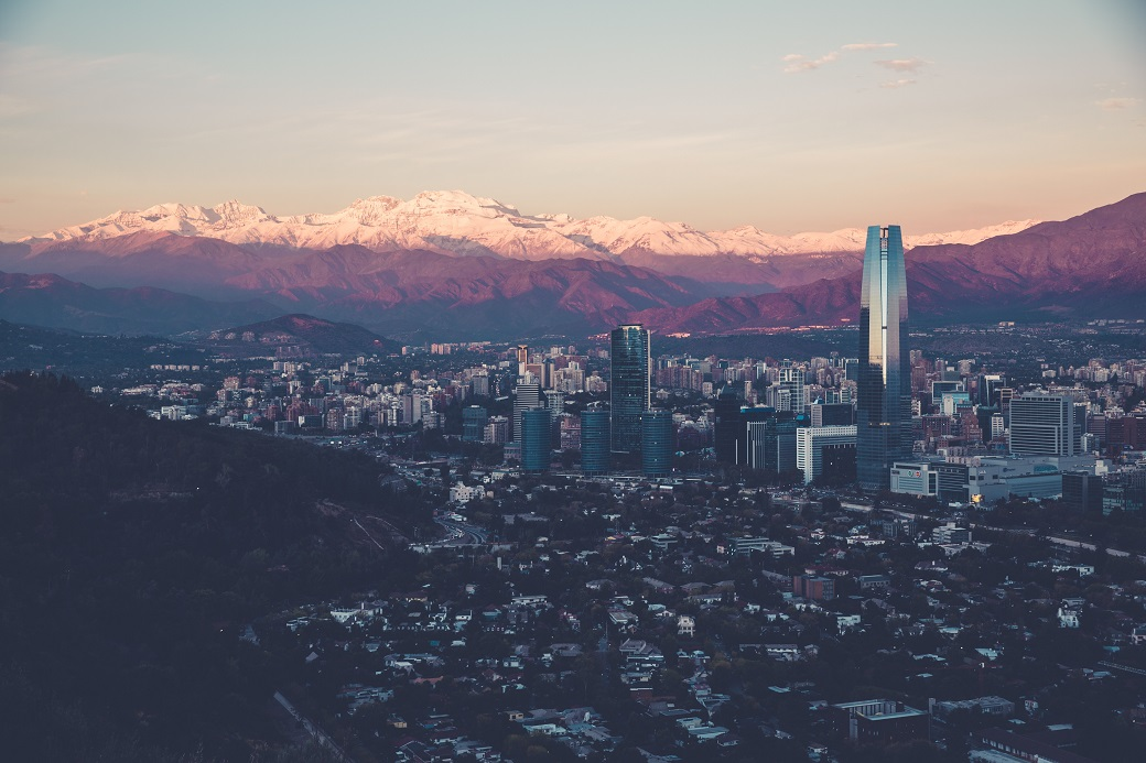 Alerta ambiental en Santiago de Chile por contaminación