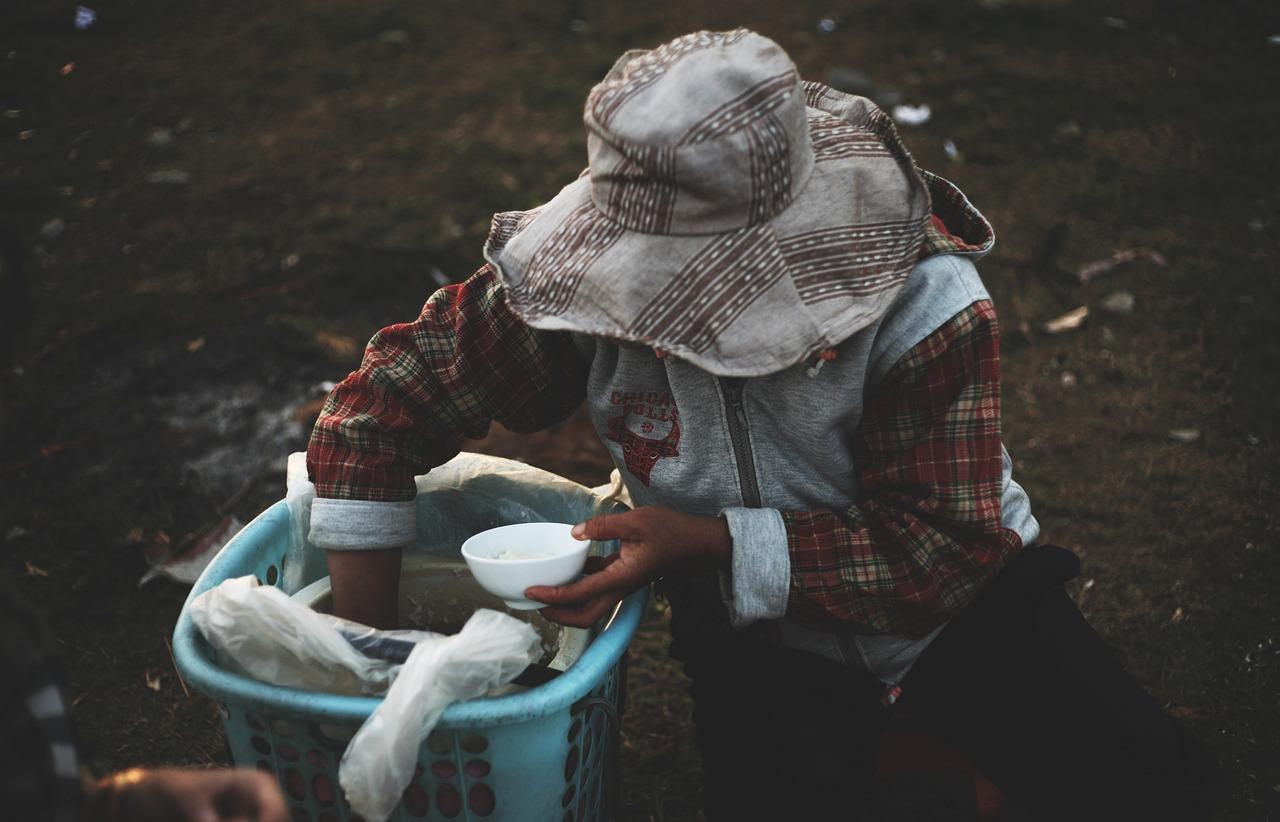 Una de cada 9 personas en el mundo padece de hambre