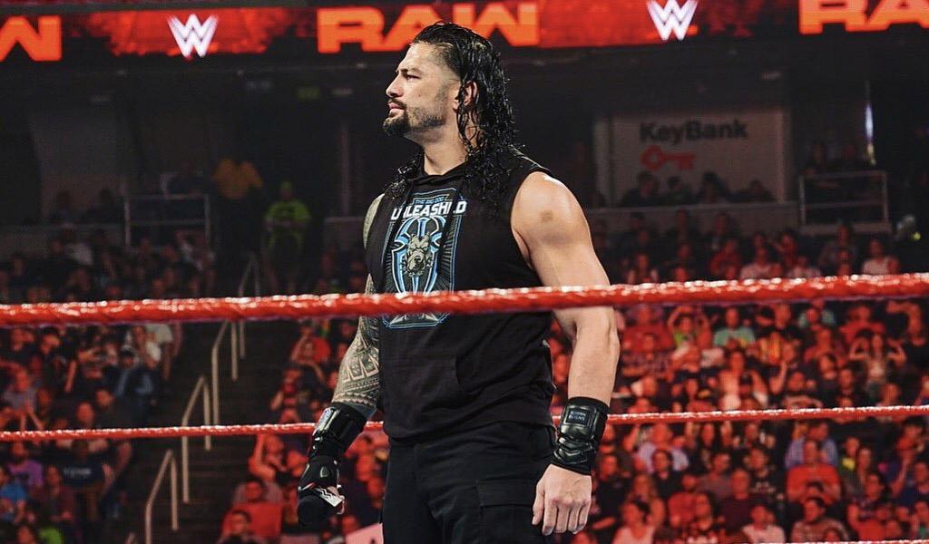 Roman Reigns aún no regresa de tiempo completo a WWE