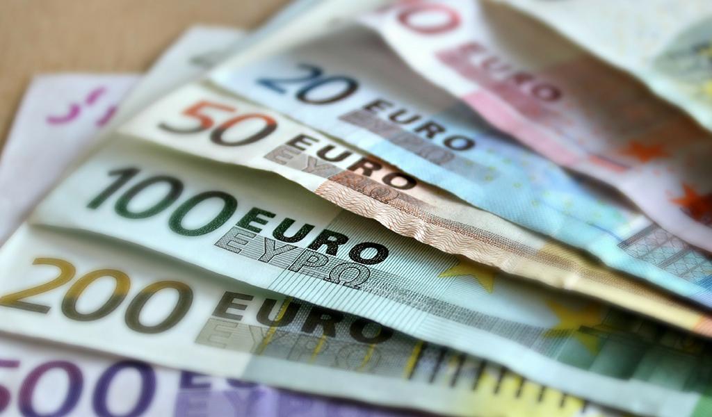 ¿Cuánto es el salario mínimo en países europeos?