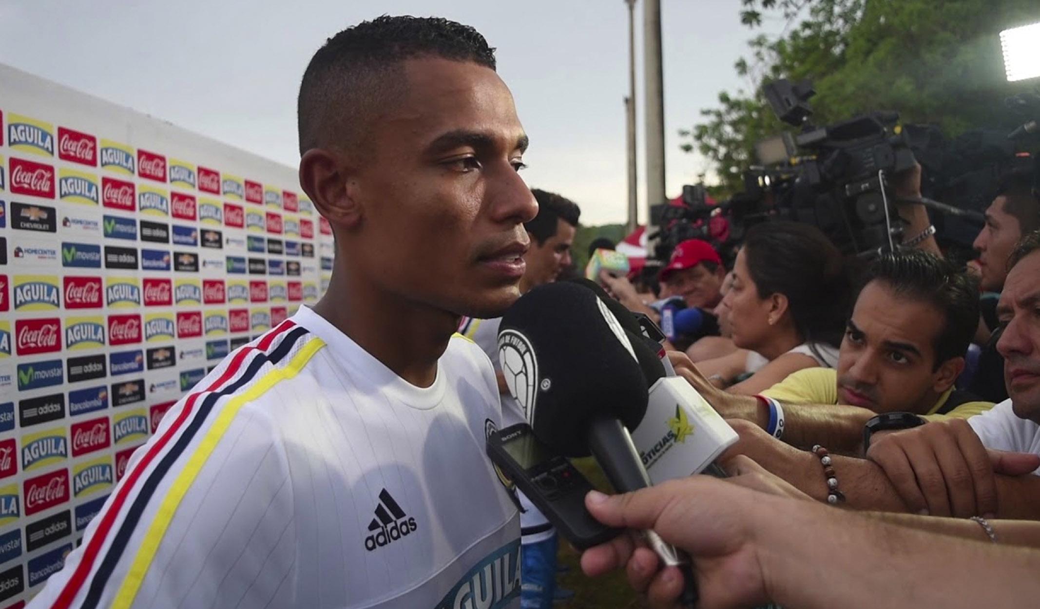 jugador, futbolista, selección colombia, copa américa, amenazas