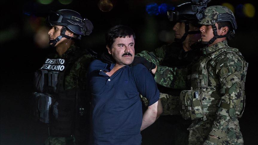 Por qué negaron nuevo juicio a El Chapo Guzmán