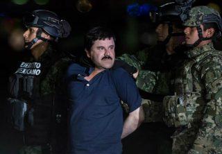 """El """"El Chapo"""" en prisión pero su cartel sigue intacto"""