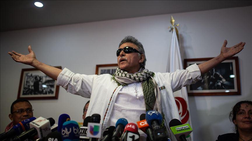 Santrich, el hombre que se convirtió en desafío para la paz
