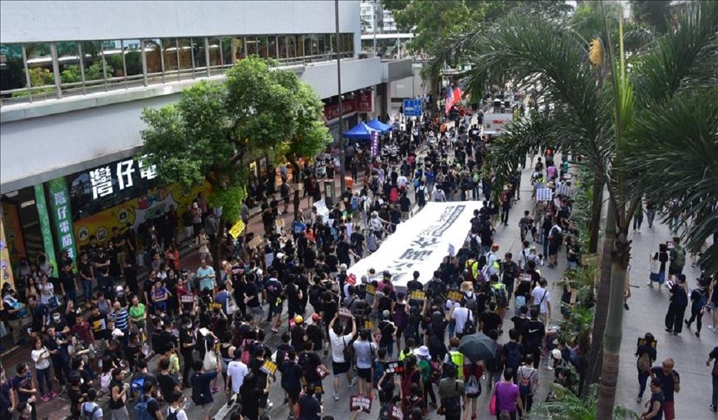 Continúan enfrentamientos en Hong Kong