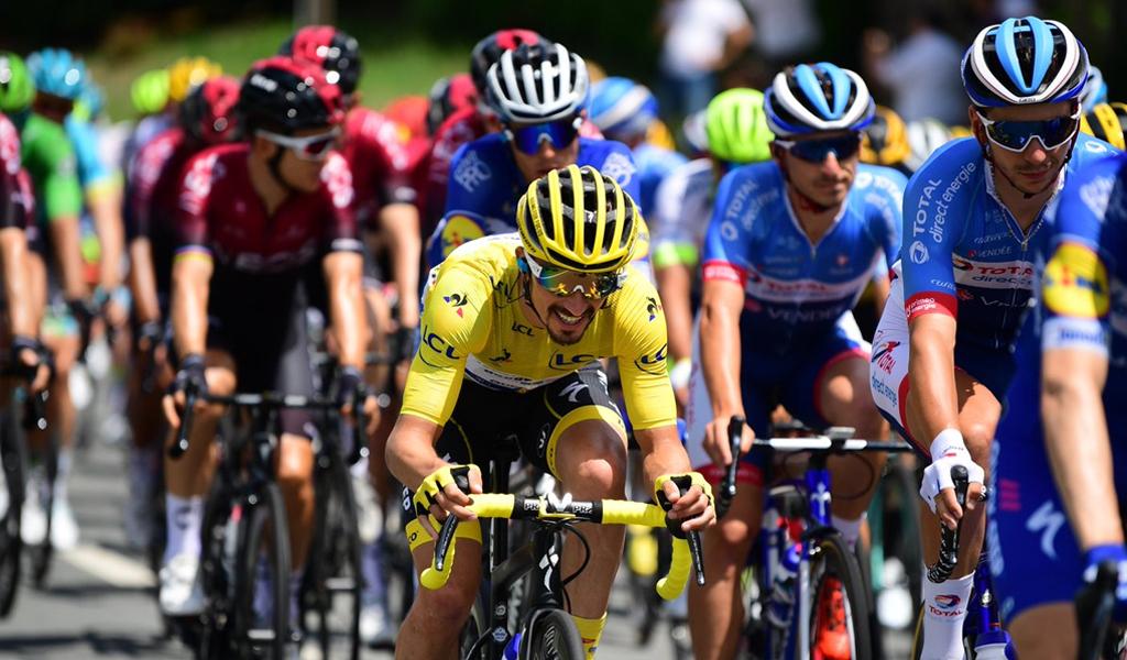 Tour de Francia, Trentin