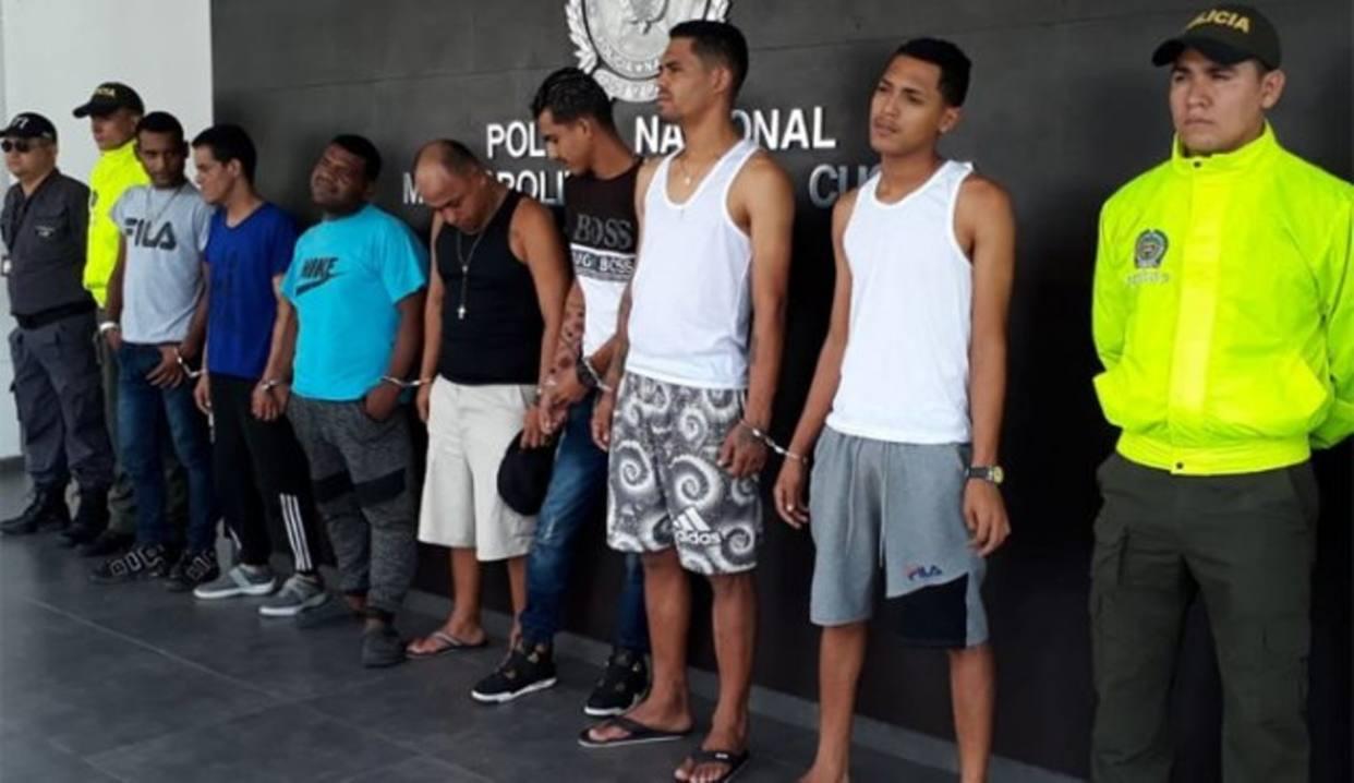 """""""El Tren de Aragua"""" venezolano delinque en Colombia"""