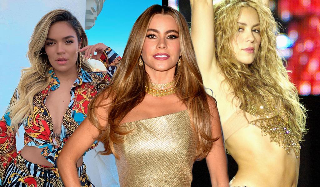 Una colombiana entre las celebridades más ricas del mundo
