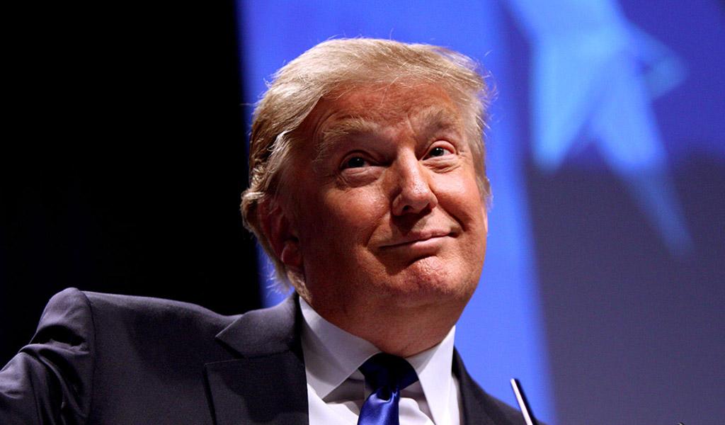 Trump, recursos, construir, México, muro fronterizo
