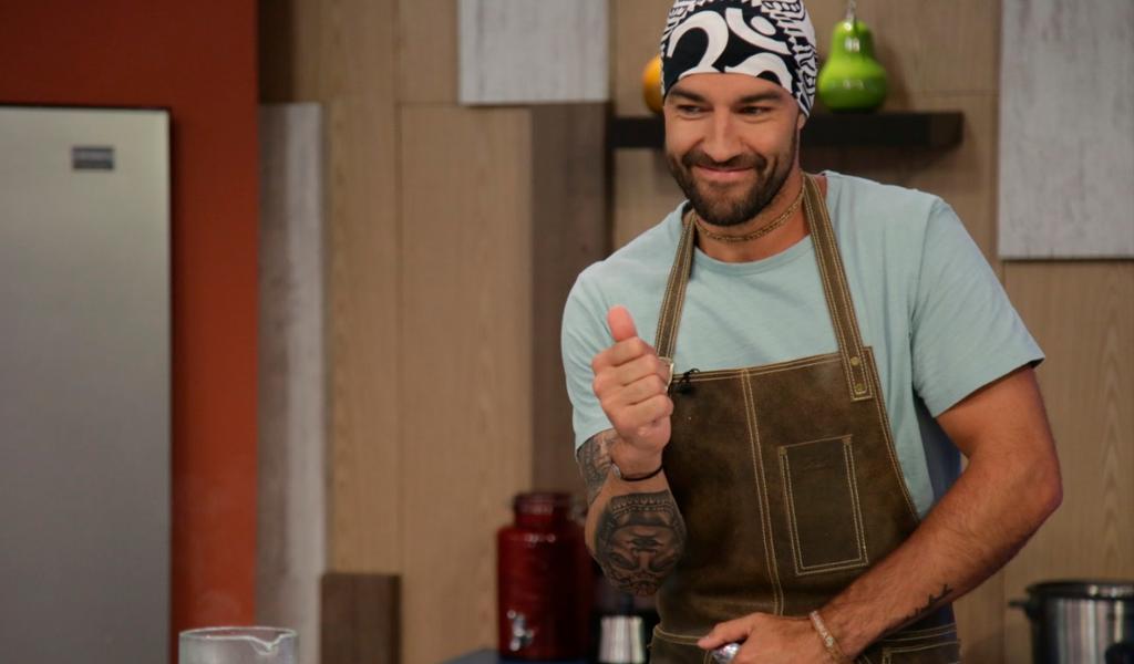 chef Leo Morán receta pollo teriyaki