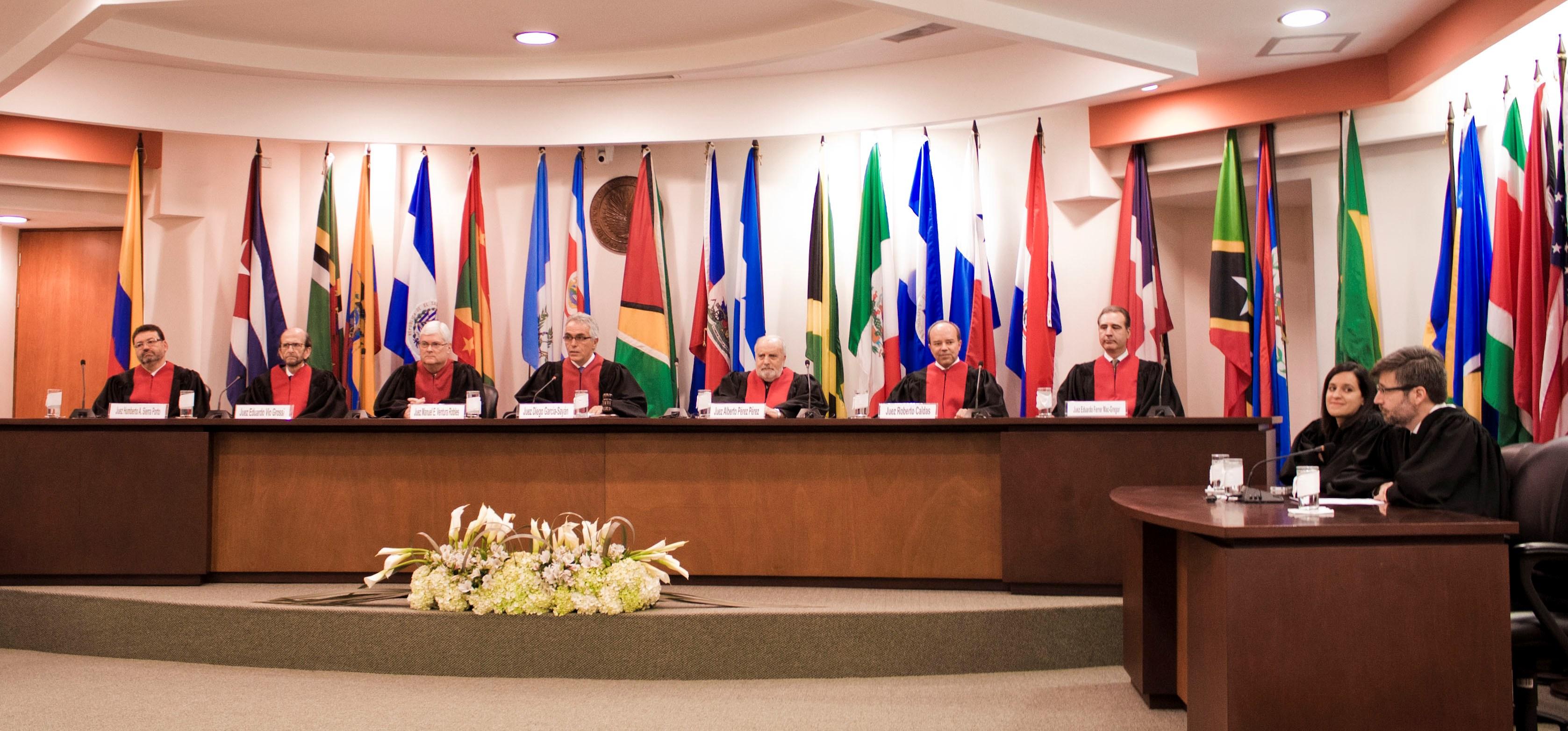Corte Interamericana de DD.HH. sesionará en Colombia