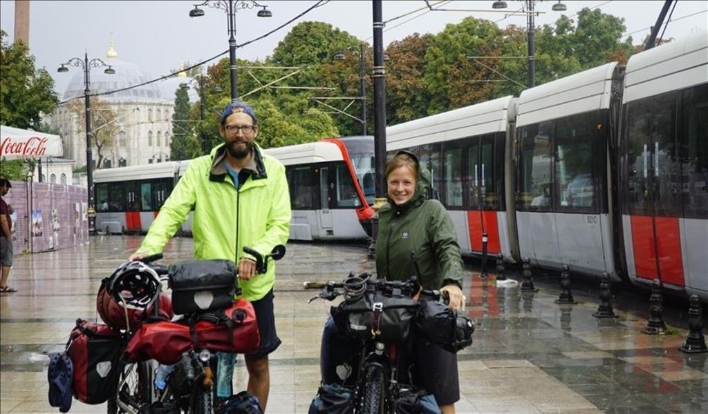 Los ciclistas que han rodado por todo el mundo