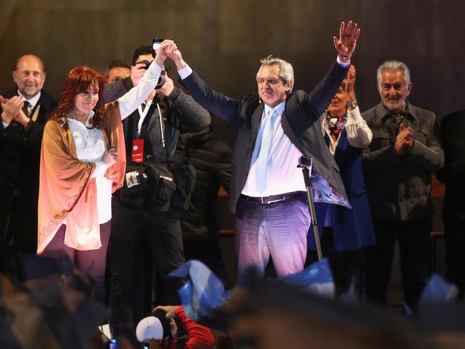 ¿Una victoria de Fernández representaría el regreso a Kirchner?