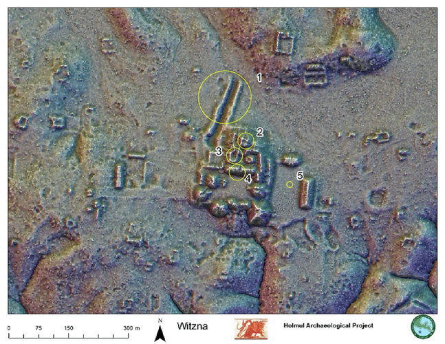 Quema de la ciudad maya de Bahlam Jol fue un acto de guerra