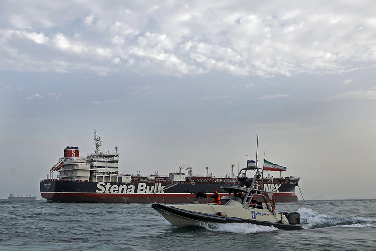 Comercio de crudo en Irán es un 'secreto de Estado'