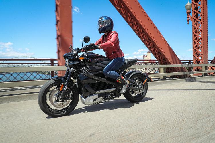 La LiveWire es una Harley aunque no lo parezca