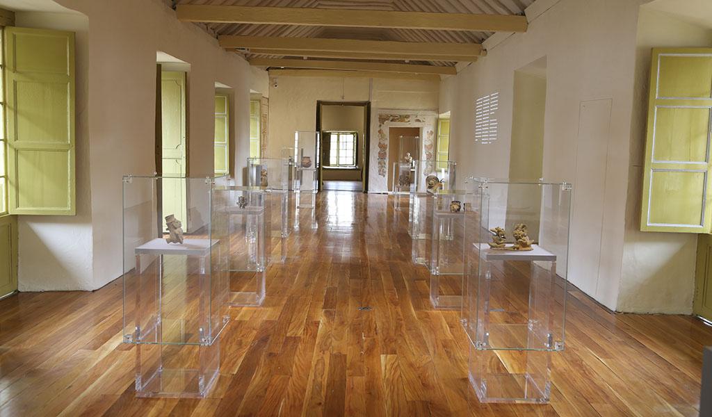 Museo, Museo Arqueológico de Bogotá