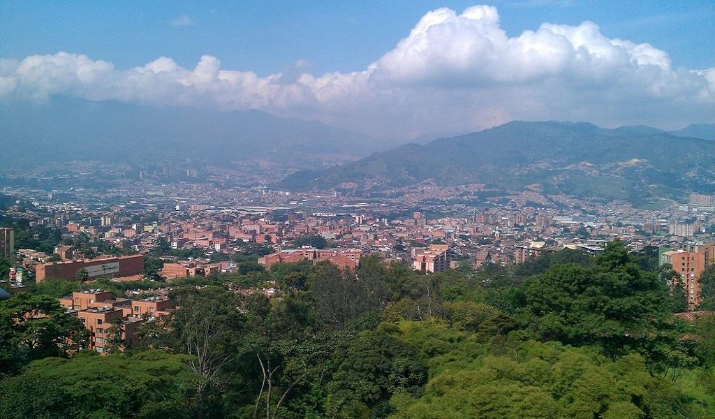 Calidad del aire en Colombia mejoró un 7.3 %