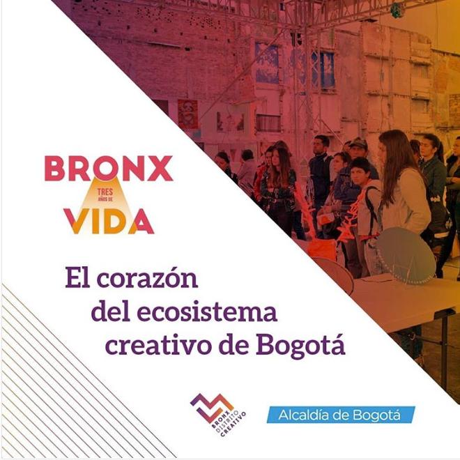 En noviembre definirán licitación del Bronx Distrito Creativo