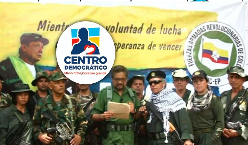"""""""Era previsible"""": Centro Democrático sobre Iván Márquez"""