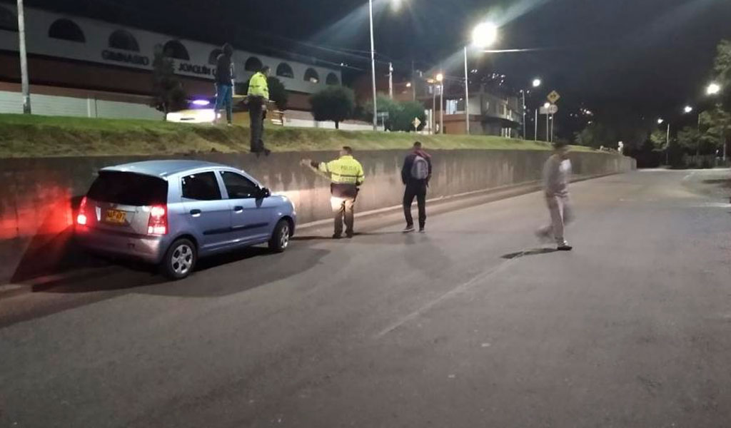 Asesinan a bala a conductor de Beat en Bogotá