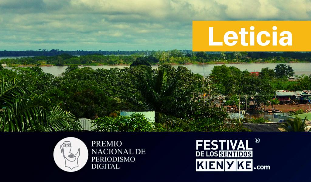 Leticia recibirá el taller de narrativas digitales del PNPD