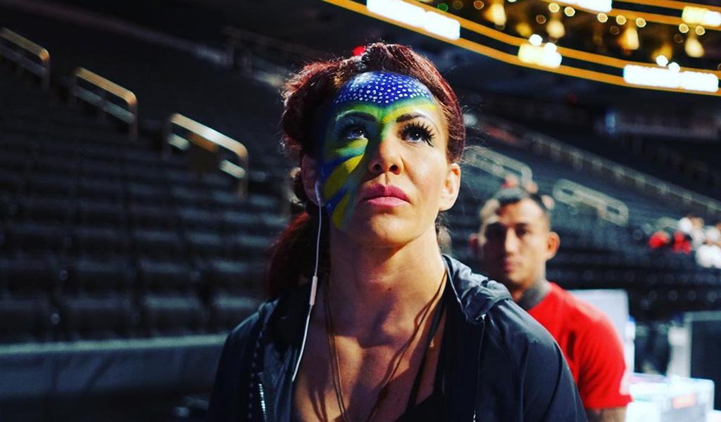luchadora, UFC, Cris Cyborg